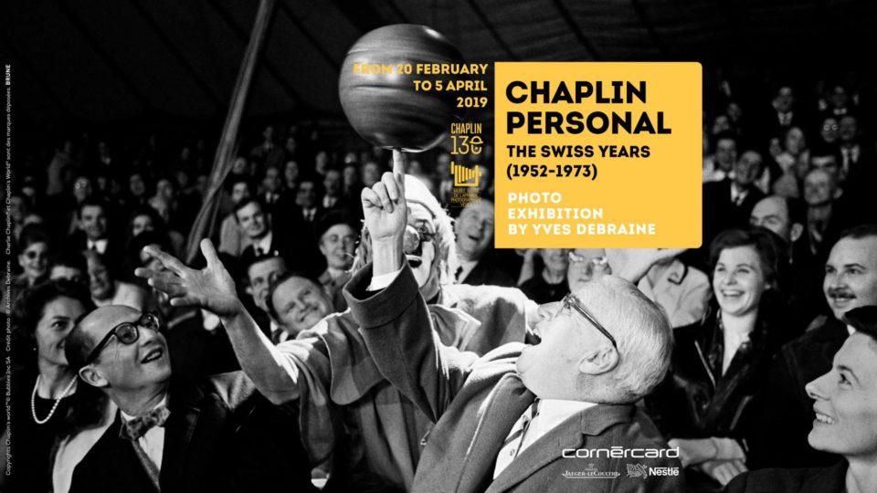 Exposition Chaplin Personal